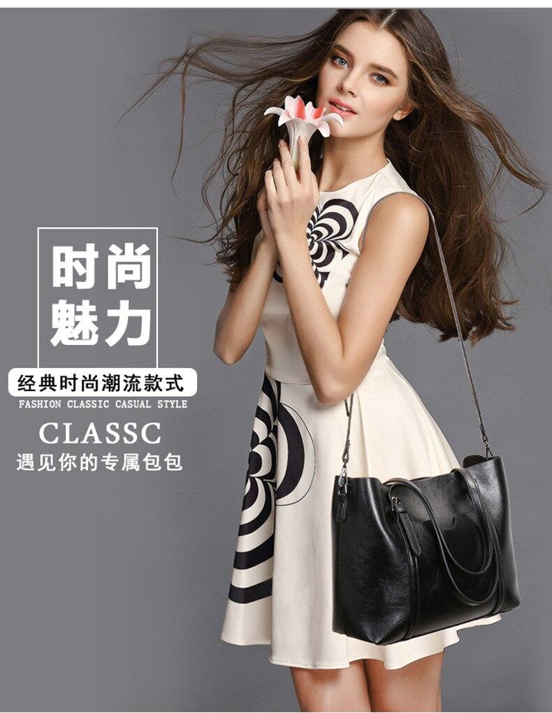 capacidade padrão bolsas femininas sacos do mensageiro n406