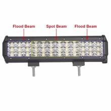 "CAR SUV LED WORK LIGHT BAR OFFROAD 9 12 15 17 20"" 23 INCH LED INDICATOR LAMP 12V 24V 4WD AWD TRACTOR TRUCK PICKUP DRIVING LIGHT"