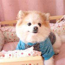 2018 autumn winter dog raglan style warm sweater casual classic small medium large dog sweater warm pet dog cat clothes(China)