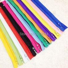 39 unids 13 colores Upick Nylon bobina cremalleras Tailor herramientas de costura Craft 9 pulgadas