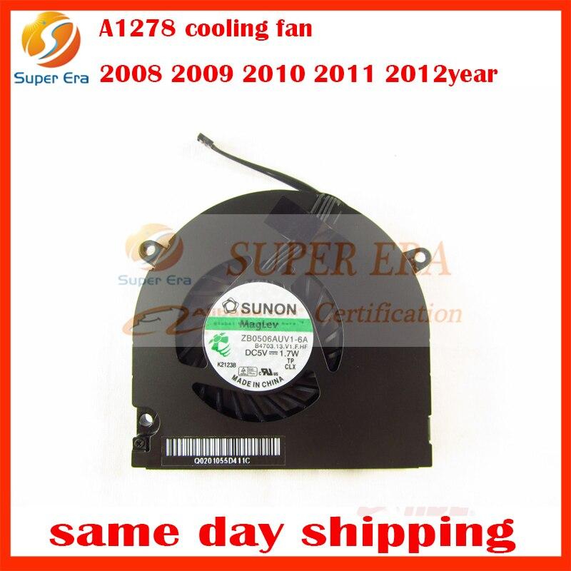 """NEW Genuine Apple MacBook Pro 13/"""" A1278 CPU Cooling Fan 2008 2009 2010 2011 2012"""