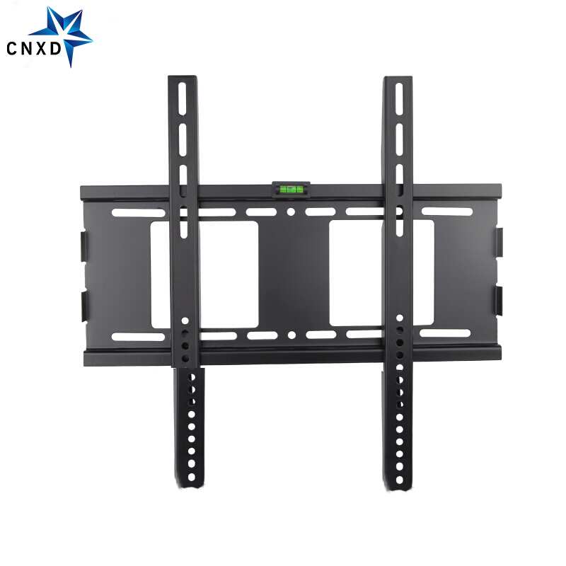 Fixed TV Wall Mount Bracket Slim Flat Panel TV Frame for 26-55 Inch LCD LED Monitor Flat Panel