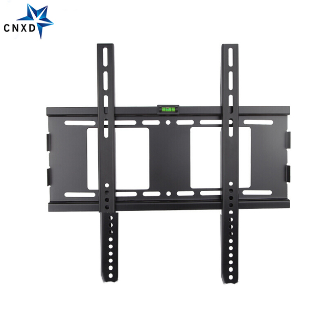 Fixed Tv Wall Mount Bracket Slim Flat Panel Frame For 26 55 Inch Lcd