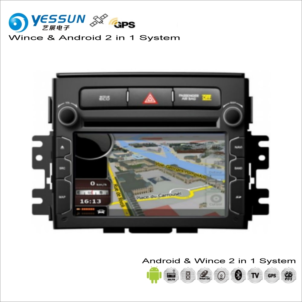 YESSUN For Kia Soul 2012~2014 - Car Android Multimedia Radio CD DVD Player GPS Navigation Navi Audio Stereo Video S160 System yessun for mazda cx 5 2017 2018 android car navigation gps hd touch screen audio video radio stereo multimedia player no cd dvd