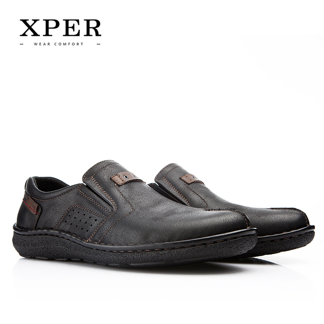XPER Brands 2017 NEW Men Loafers Spring Summer Fashion Cool Men's Flats Shoes Comfortable Low Man Casual Shoes  #YMD86872