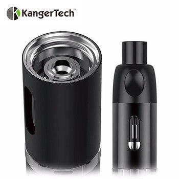 KangerTech – Kit de démarrage AKD K-PIN avec Li 2000mAh, réservoir d'atomiseur 4ml, série de bobines SSOCC SS 0.2 ohm