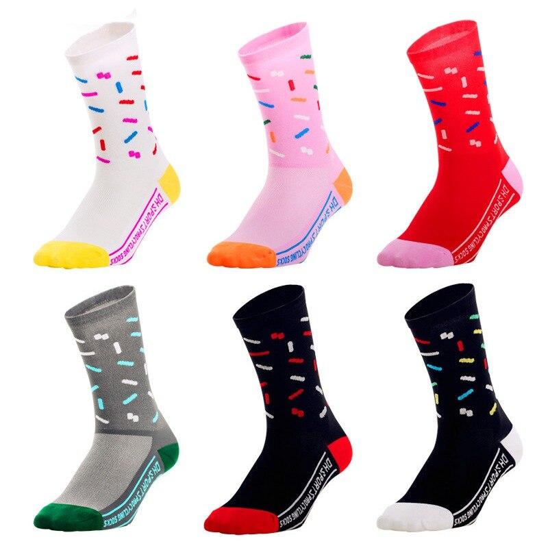 @1  Велосипедные велосипедные спортивные носки на открытом воздухе для бега скейтборд походные дышащие и ★