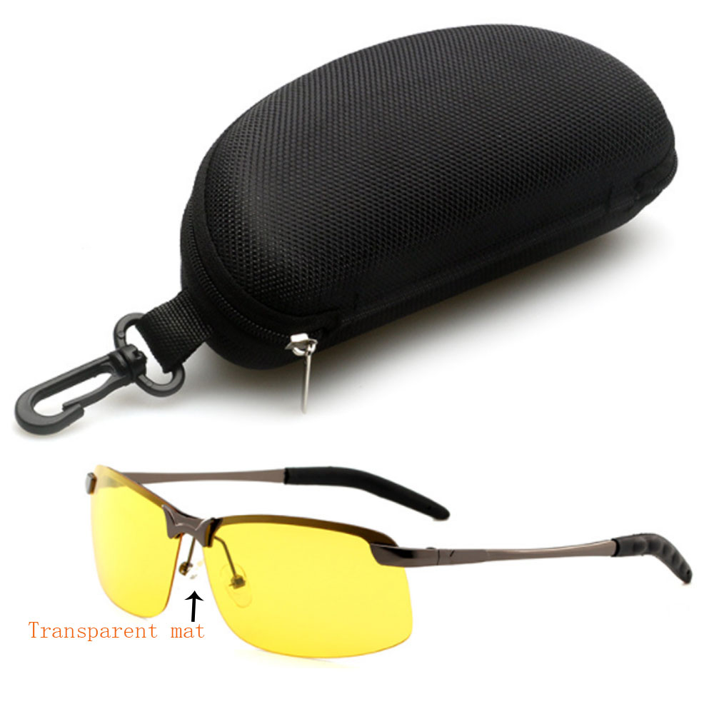 1f7b0363f2e Dropwow Fashion Glasses Driving Sunglasses Unisex Night Vision ...