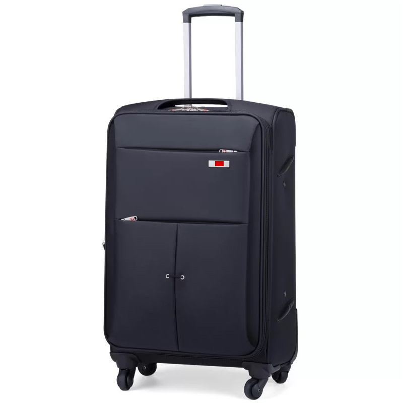 Universal wheels trolley luggage bag travel bag Women 24 26 Rolling luggage Trolley suitcase commercial 16