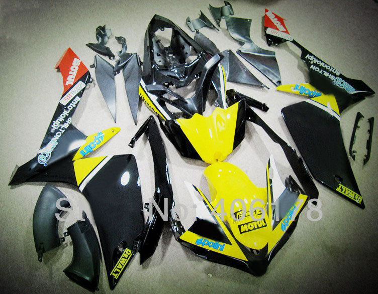 Hot Sales,Yzf-R1 motorbike 07 08 fairings For Yamaha Yzf R1 2007 2008 Multicolor Motorcycle fairing kits (Injection molding) hot sales for yamaha yzf r1 2007 2008 accessories yzf r1 07 08 yzf1000 black aftermarket sportbike fairing injection molding