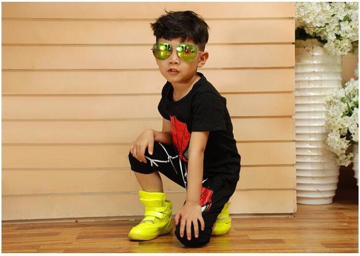 HTB1smbURpXXXXaJapXXq6xXFXXXU - Boy's Cool Spring/Summer 3 Piece Set - Coat, Pants, and T-Shirt - Spider Man Design