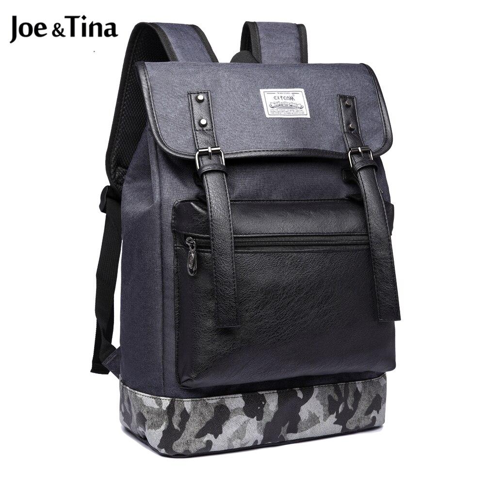 Men Backpack High Quality Oxford Backpack for Teenagers School Shoulder Bags Women Men Leisure Laptop Backpack for Travel