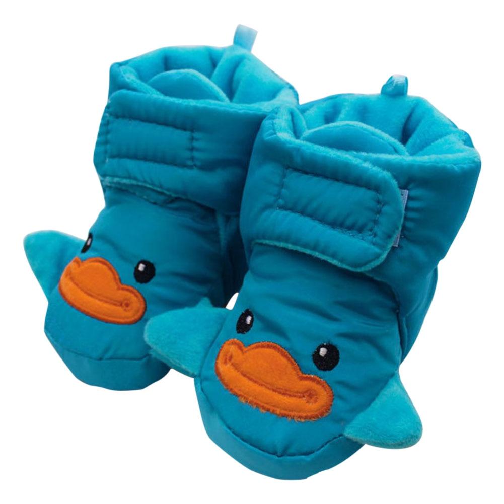 Baby Shoes Waterproof Anti-fall Cotton Warm Winter Cartoon Newborn Infant Bootie AN88