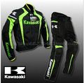 Latest KAWASAKI Kawasaki motorcycle racing suit popular brands windproof clothing warm clothes Blade riding suit