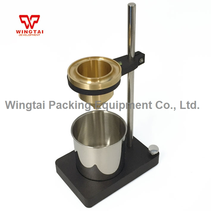 30s~100s Paint Viscosity Cup 4mm Viscosity Testing Equipment /Flow measuring cup For Paint