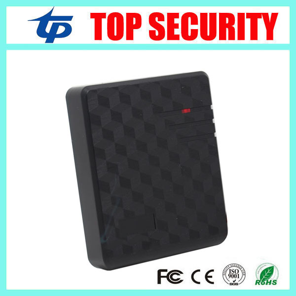 5pcs/lot 125KHZ smart RFID card reader IP65 waterproof weigand proximity ID EM card reader for access control panel system diy easy 2 pcs admin card waterproof acrylic panel 125khz em rfid access control system 10pcs keyfobs