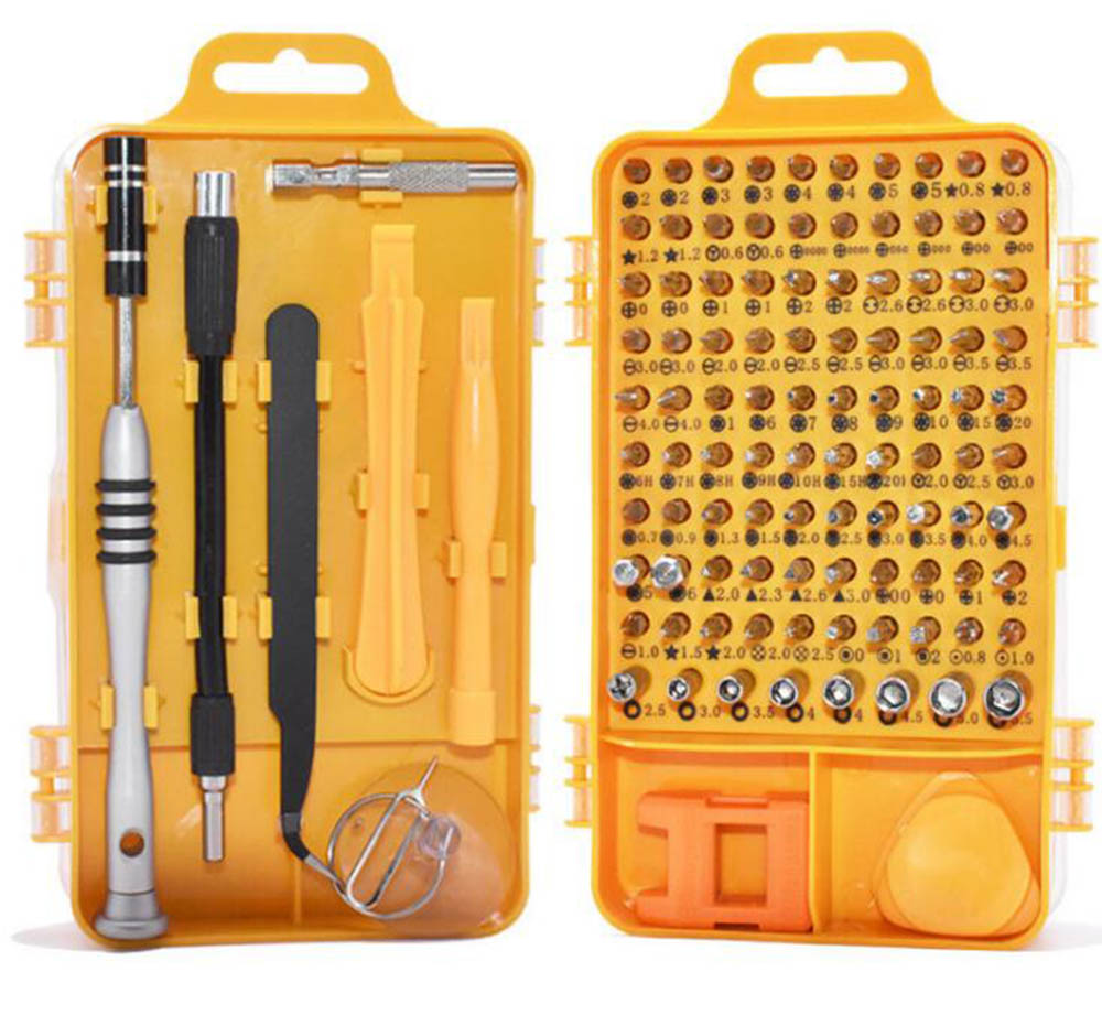 Precision Magnetic 108in1 Multifunction Screw Driver Set