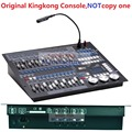 Оригинальный бренд Kingkong профессиональная DMX консоль сценическое световое оборудование Kingkong 1024 консоль DMX512 компьютерный контроллер освеще...
