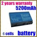 Jigu 50l6 6 células de bateria de substituição para série acer aspire batbl50l6 3100 aspire 3100 3102 5100.5102 3650.3690