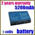 Jigu 50l6 6 células de reemplazo de la batería para acer aspire batbl50l6 3100 serie aspire 3100 3102 5100.5102 3650.3690