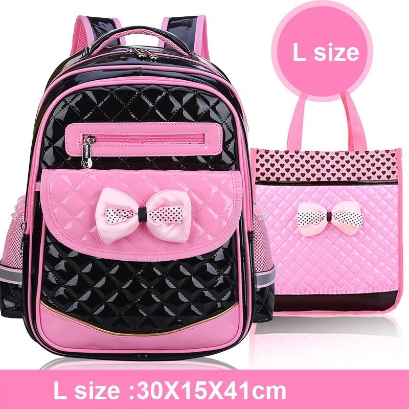 Student Backpacks Kids Satchel Children School Bags For Girls Orthopedic Waterproof Backpack Child School Bag Mochila Escolar