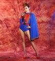 Британский стиль Певица одежда Танцоры одежда костюмы костюм костюмы Танец Концерт певица одежда