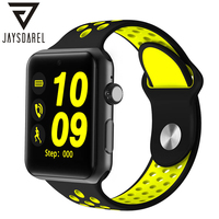 JAYSDAREL Smart Watch DM09 Plus Sim Card Remote Camera Music Bluetooth Sports Fitness Tracker For Android