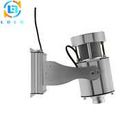 High Power 80w Outdoor Gobo Image Projector for Advertising 30m 10000lm Static and Rotate LED Custom Image Gobo Logo Projector