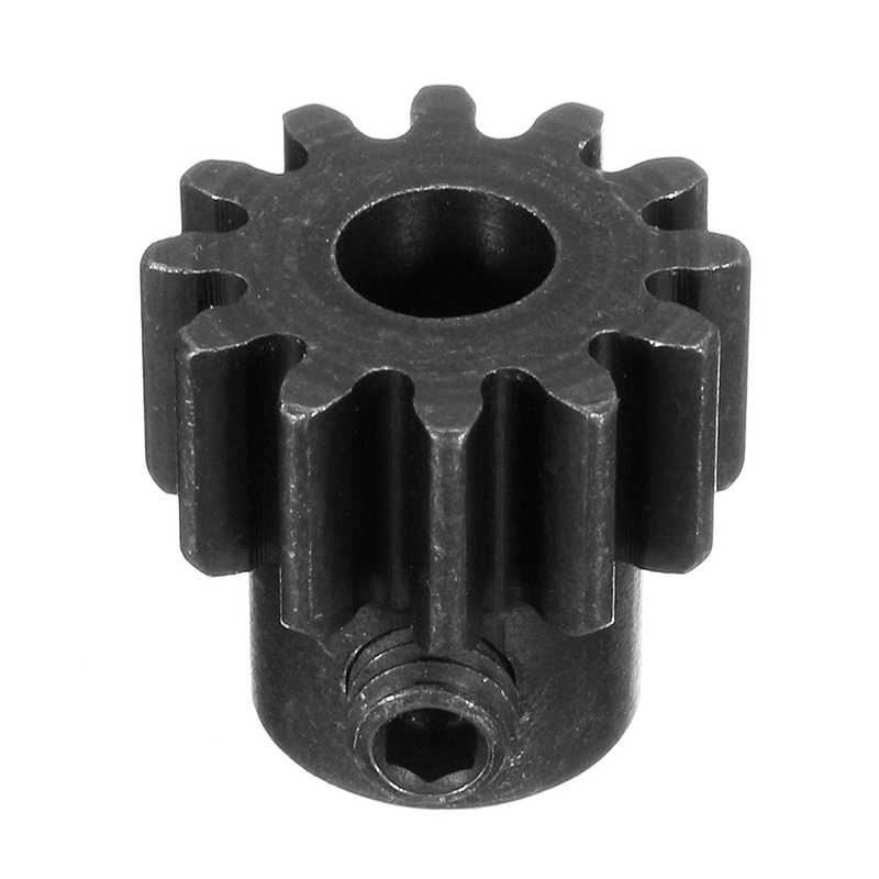 1pc Brand New 8382-9M1 Motor Gear-12T Screw (M4x4) 1/8 8381 8382 8384 RC Car Part
