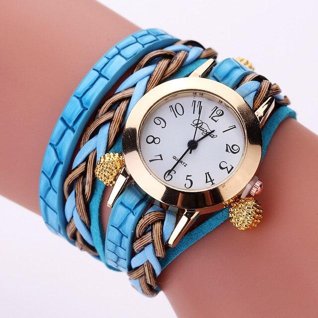 New Fashion Women Watches Eye Gemstone Luxury Watches Women Gift Bracelet Watch
