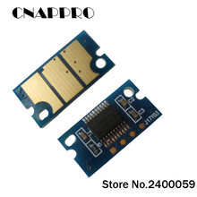 4 Stks/partij Compatibel OCE CS193 CS-193 CS 193 Refill Printer Tonercartridge Chip 29951024 29951021 29951022 29951023 Unit Chips(China)