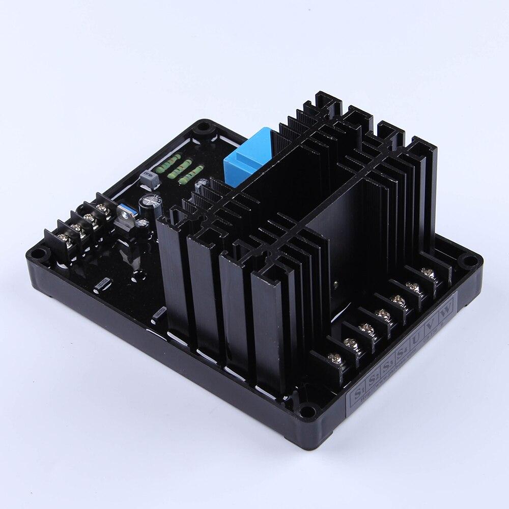 GB130B дизельный генератор набор Avr Автоматический регулятор напряжения для Китая щетка генератор 50kva 100kva 125kva 150kva 3 фазы
