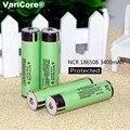 VariCore Bescherming Nieuwe Originele NCR18650B 18650 Oplaadbare li batterij 3400 mAh 3.7 V met PCB Voor Panasonic Laptop ues