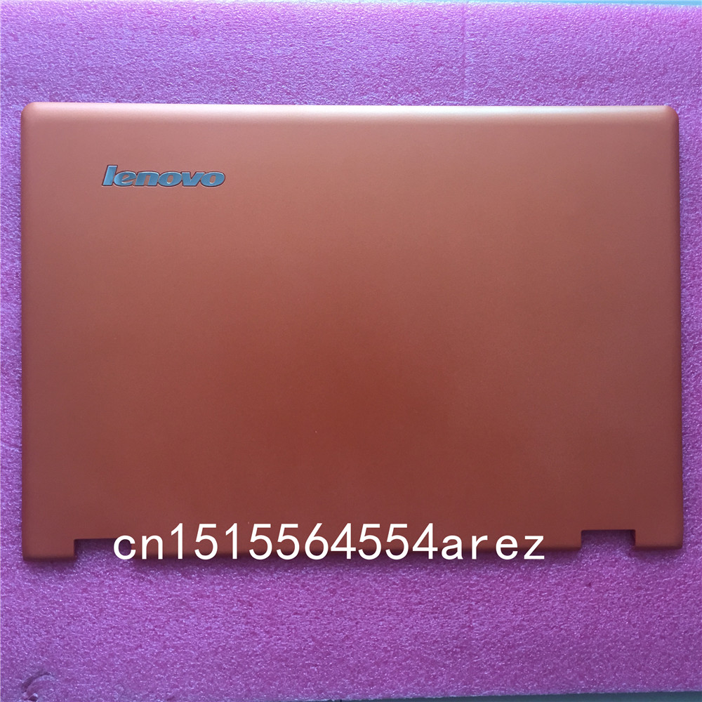 New Original Lenovo Yoga 3 14 LCD Rear Lid Back Cover case orange white AP10B000120 5CB0H35679New Original Lenovo Yoga 3 14 LCD Rear Lid Back Cover case orange white AP10B000120 5CB0H35679