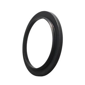 Image 1 - 스테레오 현미경 접안 렌즈 필터 액세서리 용 M42 커플 링 어댑터 링에 검은 색 내구성 알루미늄 합금 M48