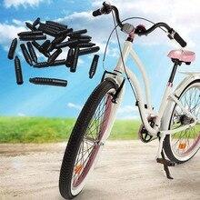 10 шт. 1. 2 г Запчасти для горного велосипеда, велосипедные тормозные колодки, прочные уличные спортивные тормоза велосипедные резиновые блоки, велосипедные тормозные колодки