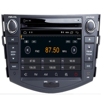 7'' 2Din TDA7851 Android 9.0 8 cores Car DVD Radio Player multimedia GPS Navigation for Toyota rav 4 RAV4 Audio Stereo RDS Wifi