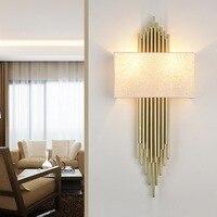 Современная спальня рядом чтения настенный светильник крытый гостиная коридор гостиничное освещение украшения