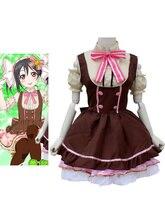 LoveLive! Niko Yazawa Cosplay Disfraces de Halloween Candy Versión