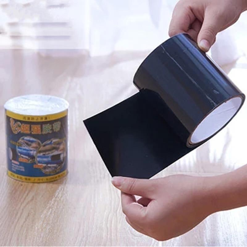 New Multi-purpose Self-adhesive PVC Waterproof tape Home Water Pipe Repair Trapping Tools