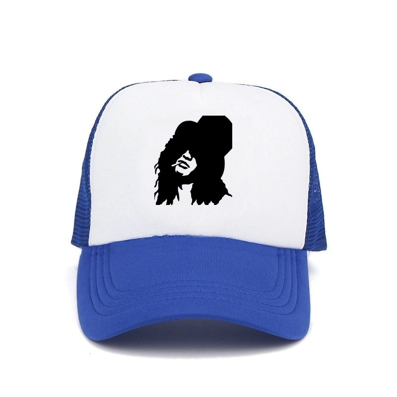black trucker hat YY44933
