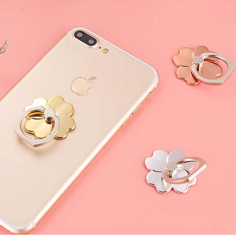 Universal Finger Ring Handy Smartphone Ständer Halter Für iPhone Xiaomi Samsung Smart Telefon IPAD MP3 Auto Halterung Ständer