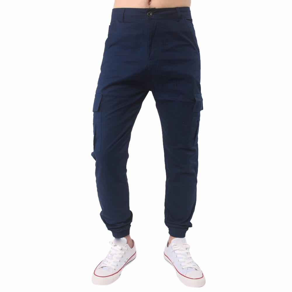 joggers sweatpants for men pants casual High Quality in Three Colour New Fashion Soft mens compression pants Cotton Polyester