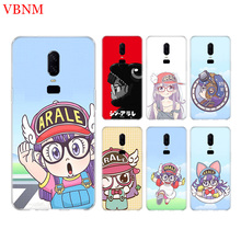 Dr. Slump Arale Funny Phone Back Case For OnePlus 7 Pro 6 6T 5 5T 3 3T 7Pro 1+7 Art Gift Patterned Customized Cases Cover Coque