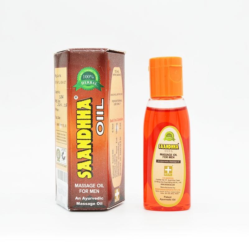 India Enlargement Cream Saandhha Oil Herbal Penis Enlargement Cream Long Time Male Enhancement Natural Herb Sex Toys For Men