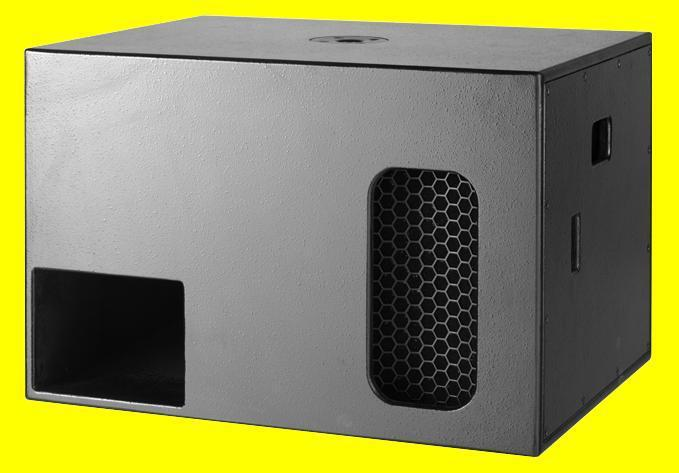 LS1200 bass cabinet, 18 inch labyrinth bass, subwoofer, 18 inch ...