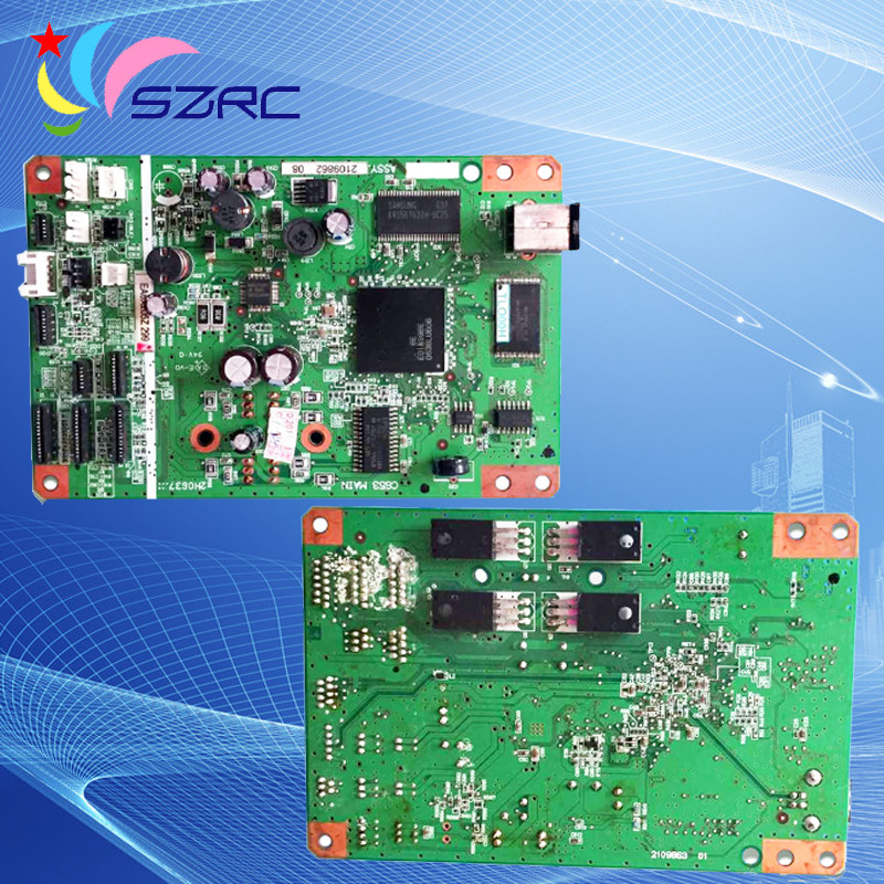 все цены на High quality Original teardown mother Board Compatible For Epson R270 Main Board ( 100% Tested ) онлайн