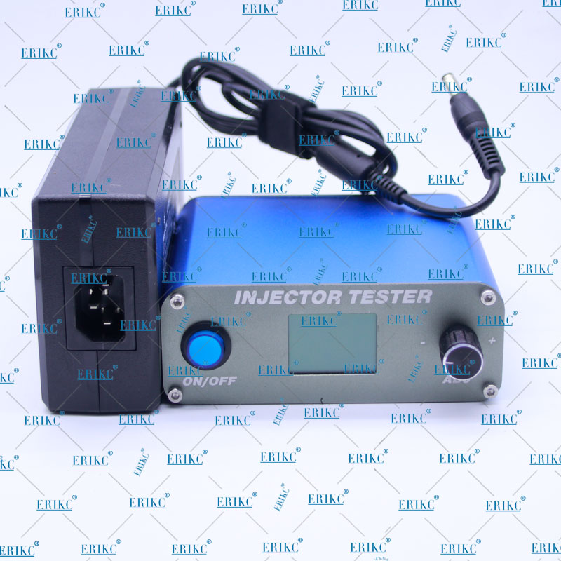ERIKC 110V&220V Piezo Fuel Injector Tester CR High Pressure E1024031 Electrical Testers Inyector Nozzle Testing Equipment