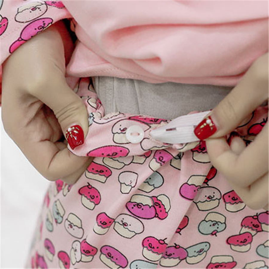Long Sleeved Maternity Clothes For Pregnant Women Clothing For Women Cute Casual Maternity Clothes Breastfeeding 70E0401