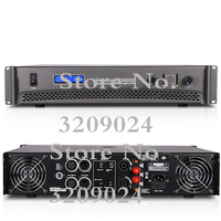 High Power 2 Channel Amplifier 750w+750W Microphone Mic Amplifier Audio Professional Power Amplifier Subwoofer Power Supply Amp